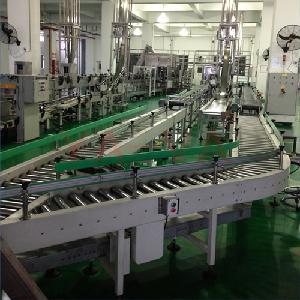 滚筒输送机 物流自动化输送线制造厂商