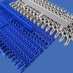 YS1000-1转弯塑料网带链带挡板