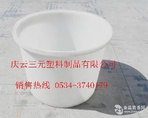 100L大口塑料圆桶