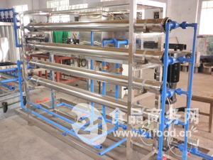 水处理灌装生产线