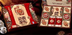 粤皇富贵荣礼月饼礼盒1.15千克