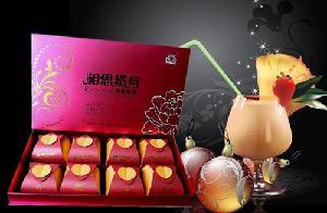 粤皇相思情月月饼礼盒610克