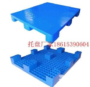 食品仓储用平板塑料托盘 易清洁托盘