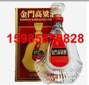 红盒台湾金门高粱酒扁瓶823纪念酒