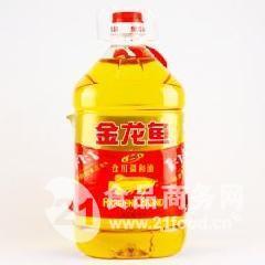 金龙鱼系列食用油