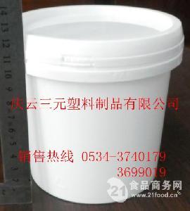 1L大口塑料桶