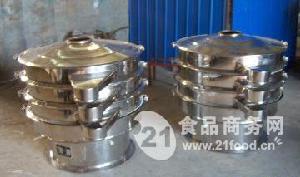 专业生产304不锈钢圆振动筛