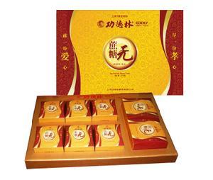 功德林净素无蔗糖月饼礼盒