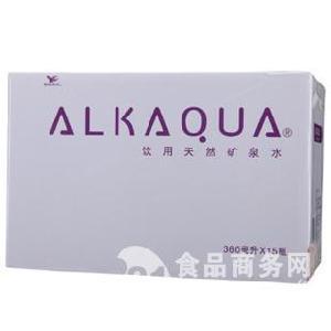 统一ALKAQUA360ml