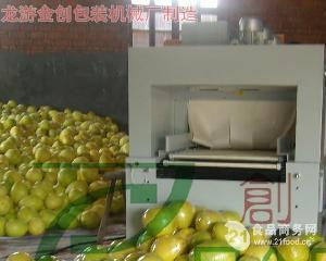 蜜柚收缩包装机