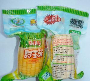 非转基因真空包装甜玉米段