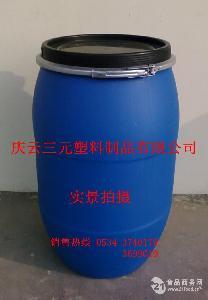 200升大口化工包装塑料桶