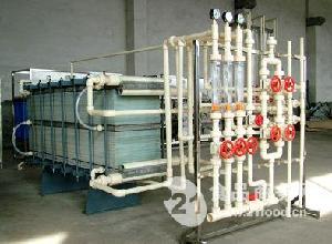 电渗析纯化水设备