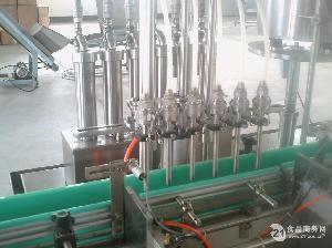葡萄籽油灌装机
