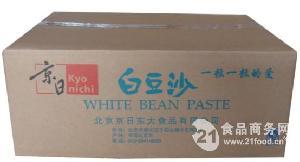 京日白豆沙馅料