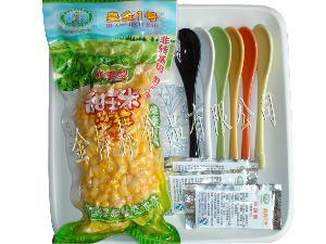 甜玉米沙拉