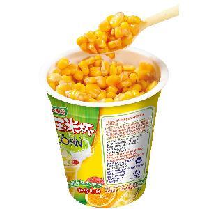 粗纤维甜玉米杯