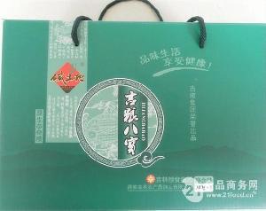 吉粮八珍(绿色礼盒装)