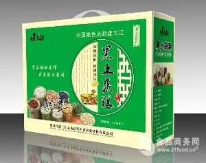 建三江黑土杂粮礼盒