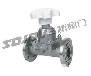 G49W卫生隔膜阀