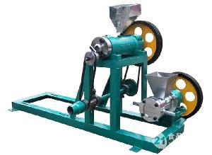 大米膨化机面糖机组合机 一体机