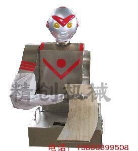 奥特曼智能刀削面机器人