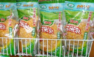 真空包装水果甜玉米乳