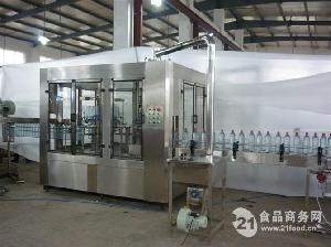 4000瓶矿泉水灌装机设备
