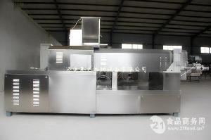 时产150公斤夹心米果膨化机