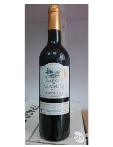 加斯科男爵干红葡萄酒