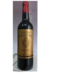 十字城堡干红葡萄酒