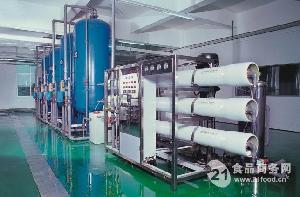 一级RO反渗透纯水设备