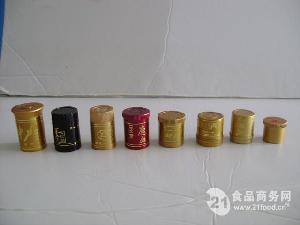 各种规格酒瓶盖子