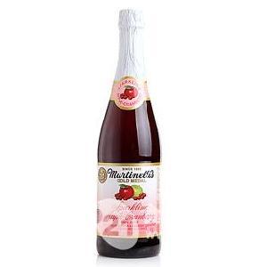 Martinellis氣包蘋果蔓越莓酒