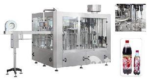 三合一碳酸饮料灌装机