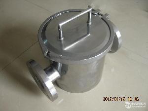 卡箍式流体管道除铁器