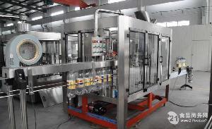 液体灌装机生产线