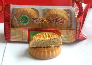 清酸芝麻酥月饼绝不添加防腐剂