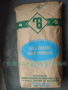 澳大利亚进口MG全脂奶粉 25kg