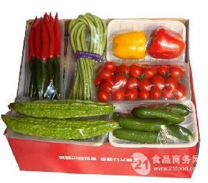 泾阳绿色蔬菜