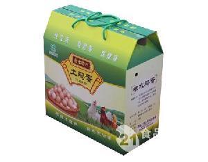 农家散养新鲜土鸡蛋礼盒30枚