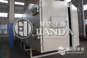 健达干燥炉料带式烘干机