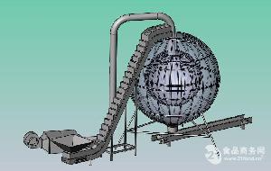 双球烘干机