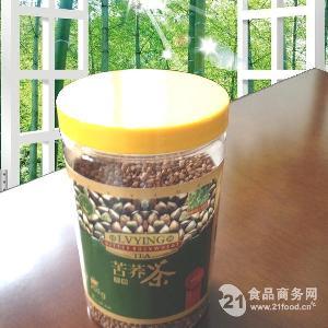 优质全胚250g灌装苦荞茶