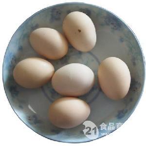 白凤乌鸡蛋