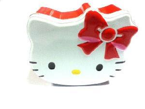 Hello Kitty 马口铁盒