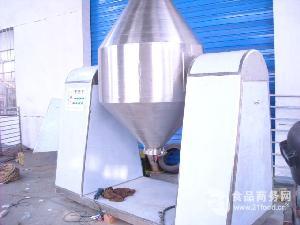 双锥型转筒奶茶粉混合机