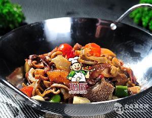 调理食品公司之聪厨干锅牛杂