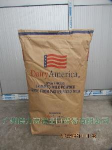 美国进口DA脱脂奶粉25kg