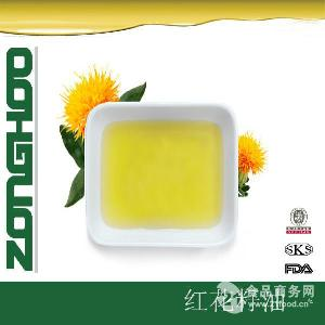 中禾健元冷榨红花籽油